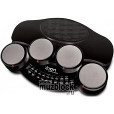 ION AUDIO DISCOVER DRUMS - настольная электронная барабанная установка с 4-мя пэдами