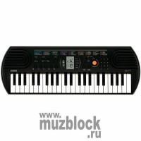 CASIO SA-77 - синтезатор 44 мини-клавиши