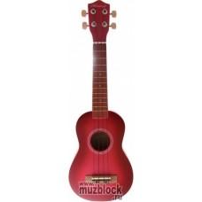 Woodcraft UK-100 Pink - укулеле (гавайская гитара)