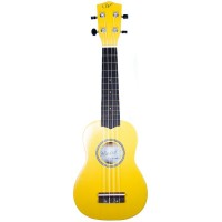 Woodcraft UK-100 Yellow - укулеле (гавайская гитара)