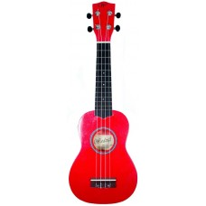 Woodcraft UK-100 Red - укулеле (гавайская гитара)