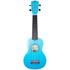 Woodcraft UK-100 Blue - укулеле (гавайская гитара)