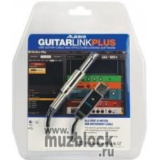 ALESIS Guitar Link Plus - USB-интерфейс для гитары