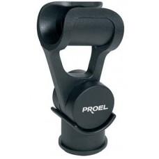 Proel APM45S - Держатель радиомикрофона с переходником (18-22mm), ABS пластик