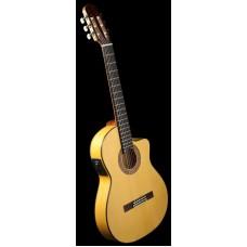 PRUDENCIO SAEZ 57 Cutaway Model - классическая гитара с подключением, электроакустическая с вырезом