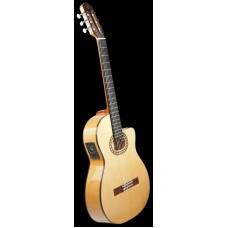 PRUDENCIO SAEZ 59 Cutaway Model - классическая гитара с подключением, электроакустическая с вырезом