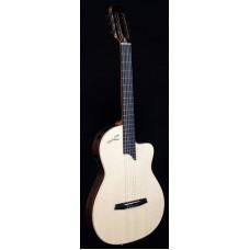 PRUDENCIO SAEZ MODEL STAGE Cutaway - классическая электроакустическая гитара с вырезом
