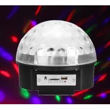 PSL-LED Romantic Crystal LED 116 MP3 - дискоэффект, колонка mp3, звуковая активация