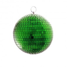PSL-MB20-SC-G - зеркальный шар, диаметр 20 см, зеленый