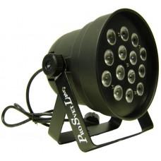 PSL-PAR LED Power 314 - Прожектор 14x3W (3в1) RGB-диодов