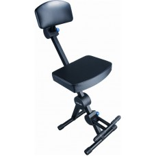 QUIK LOK DX749 стул с подставкой для ног и спинкой