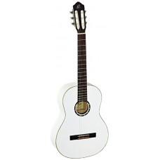 Ortega R121WH Family Series Гитара классическая, с чехлом, белая