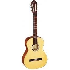 ORTEGA R133-3/4 Family Series Pro Классическая гитара, размер 3/4, глянцевая, с чехлом