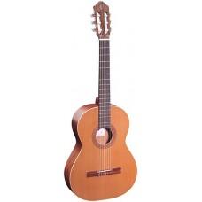 ORTEGA R180 Traditional Series Классическая гитара, размер 4/4, матовая, с чехлом