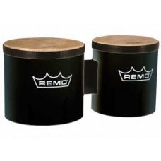 REMO BG-5300-70 Black - бонго 6