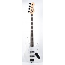 ROCKDALE DS-JB401 WH - бас-гитара типа джаз бас