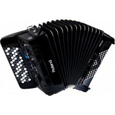 ROLAND FR-1XB BK цифровой баян, цвет черный