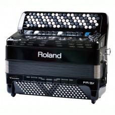 ROLAND FR-3XB BK цифровой баян, цвет черный