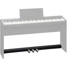 ROLAND KPD-70 BK набор трех педалей для пианино FP-30