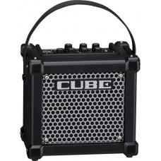 ROLAND M-CUBE-GX Micro Cube GX (Black) - гитарный комбо 3Вт