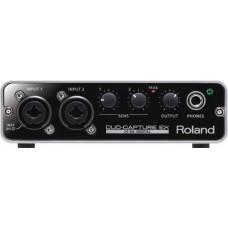 ROLAND UA-22 внешний аудиоинтерфейс USB