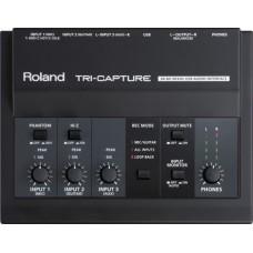 ROLAND UA-33 внешний аудиоинтерфейс USB (TRI-CAPTURE)