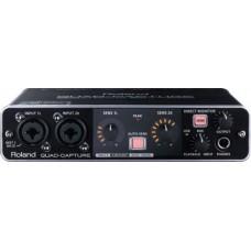 ROLAND UA-55 внешний аудиоинтерфейс USB (QUAD-CAPTURE)