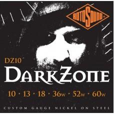 ROTOSOUND Dark Zone Limited Edition струны для электрогитары