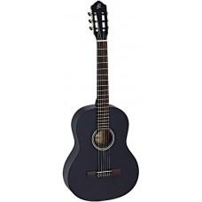 Ortega RST5MBK Student Series Классическая гитара, размер 4/4, черная, матовая