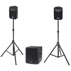 Samson AURO D1228 мобильный звукоусилительный комплект