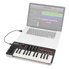 Samson Graphite M25 Mini USB/MIDI клавиатура