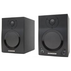 Samson MediaOne BT4 Bluetooth пара активных студийных мониторов