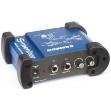 Samson S-monitor прибор для мониторинга в студии и на сцене