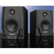 Samson STUDIO GT4 пара активных мониторов с USB-аудиоинтерфейсом