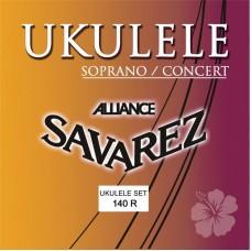 SAVAREZ 140R - струны для укулеле сопрано