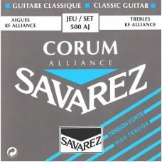 SAVAREZ 500 AJ ALLIANCE CORUM - струны для классической гитары