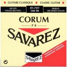 SAVAREZ 500 PR CORUM - струны для классической гитары