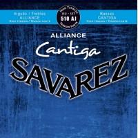 SAVAREZ 510AJ ALLIANCE CANTIGA - струны для классической гитары