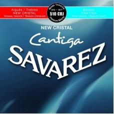 SAVAREZ 510 CRJ NEW CRISTAL CANTIGA - струны для классической гитары