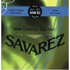 SAVAREZ 540 CJ NEW CRISTAL CLASSIC - струны для классической гитары