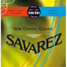 SAVAREZ 540 CRJ NEW CRISTAL CLASSIC - струны для классической гитары