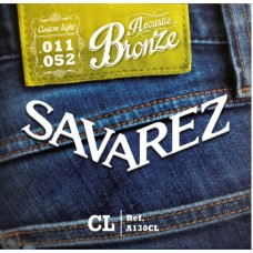 SAVAREZ A130CL - струны для акустической гитары