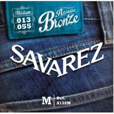 SAVAREZ A130M - струны для акустической гитары