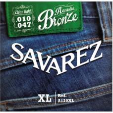 SAVAREZ A130XL - струны для акустической гитары