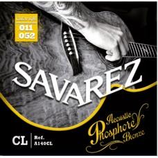SAVAREZ A140CL - струны для акустической гитары