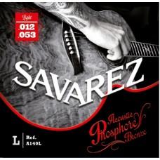 SAVAREZ A140L - струны для акустической гитары