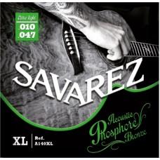 SAVAREZ A140XL - струны для акустической гитары