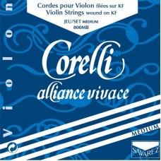 SAVAREZ 800MB Corelli Alliance - струны для скрипки