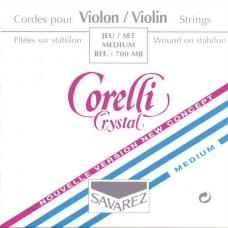 SAVAREZ 700MB Corelli Cristal - струны для скрипки