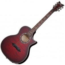 SCHECTER HELLRAISER STAGE AC BCH электроакустическая гитара